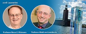 2018 Stockholm Water Prize for Mark van Loosdrecht